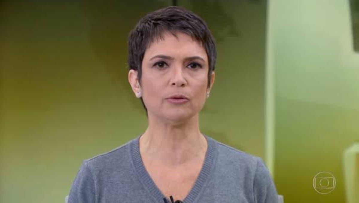 Sandra Annenberg (Foto: Divulgação)