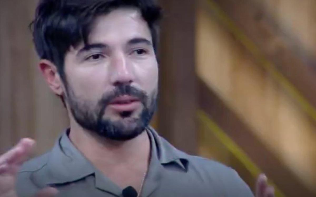 O ator Sandro Pedroso (Foto: Divulgação)