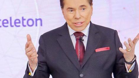 Silvio Santos ficou enfurecido com descoberta no SBT (Foto montagem)