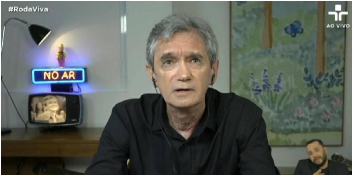 Serginho Groisman surpreendeu ao falar sobre ida ao SBT - Foto: Reprodução