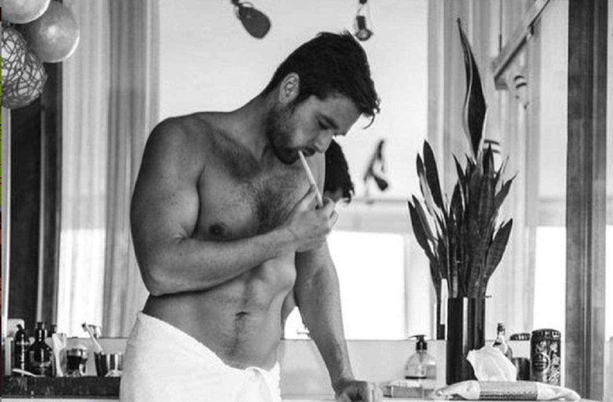Sergio Marone (Foto: Reprodução) ator