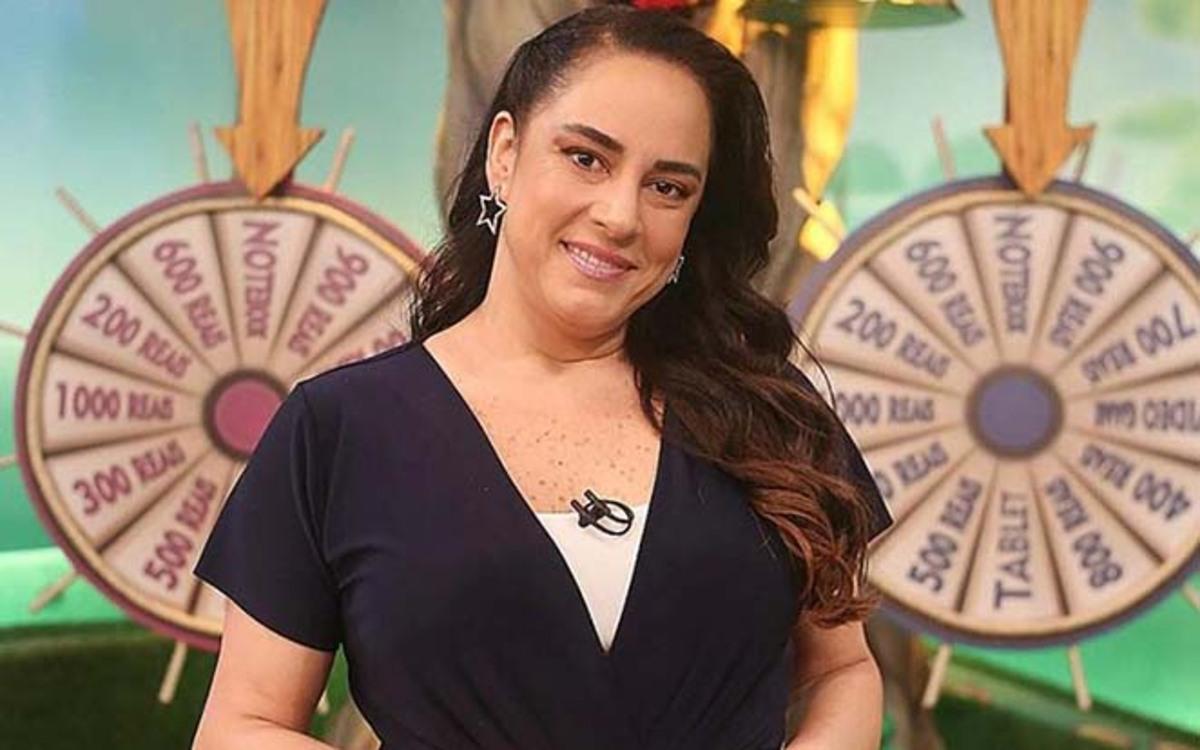 A apresentadora Silvia Abravanel (Foto: Divulgação)