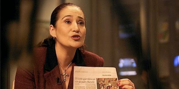 Sonia Abrão comanda o tradicional 'A Tarde É Sua' na RedeTV! (Foto: reprodução)