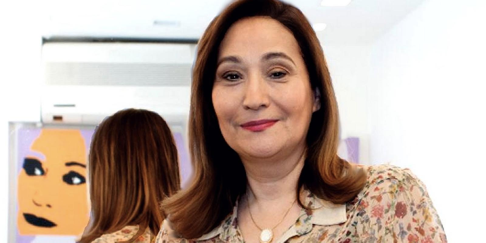 Sonia Abrão, apresentadora do 'A Tarde É Sua' na RedeTV! (Foto: reprodução)