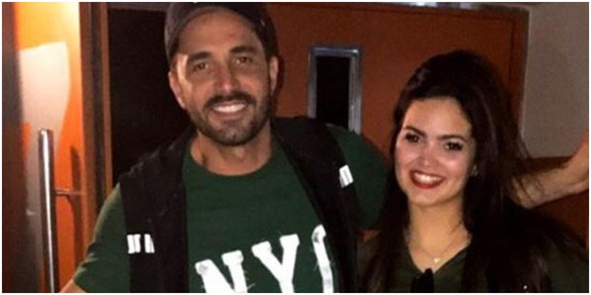 Latino voltou a ser assunto na mídia por conta de Suzanna Freitas, sua filha (Foto: Reprodução)