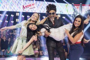 The Voice Kids define finalistas (Foto: Divulgação/Globo)