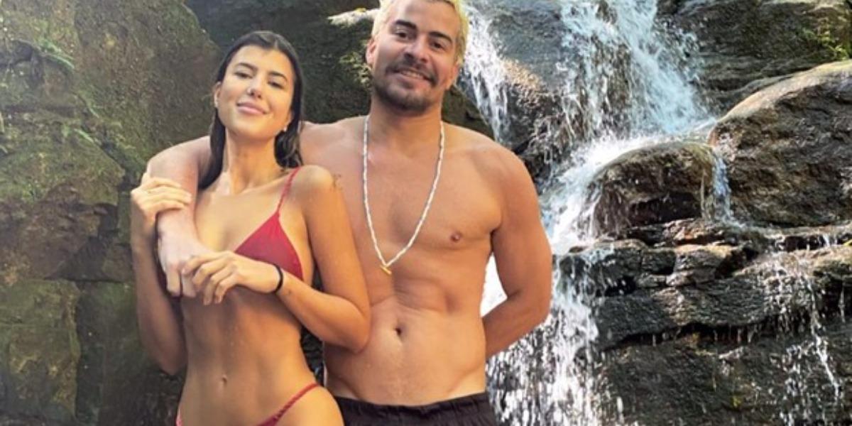 Thiago Martins rompe com Talita Nogueira (Foto: Reprodução)