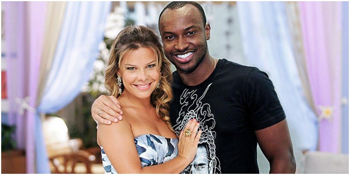 Thiaguinho e Fernanda Souza se separaram há um ano (Foto: Reprodução)