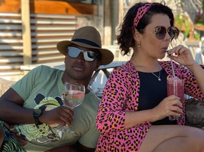Fernanda Souza e Thiaguinho colocaram um ponto final na relação após 8 anos (Foto divulgação)