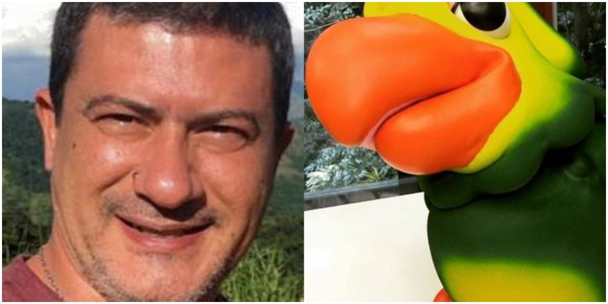 Tom Veiga é o manipulador de Louro José na Globo - Foto: Montagem