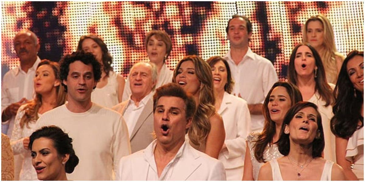 Vinheta de fim de ano da Globo é clássico da TV - Foto: Reprodução