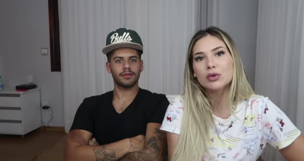 Virgínia Fonseca e Zé Felipe (Foto: Divulgação)