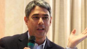"""Willliam Bonner é apresentador do """"Jornal Nacional"""" (Foto: Reprodução/TV Globo)"""