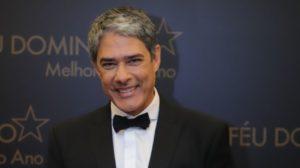 """William Bonner é apresentador do """"Jornal Nacional"""" (Foto: Reprodução/TV Globo)"""