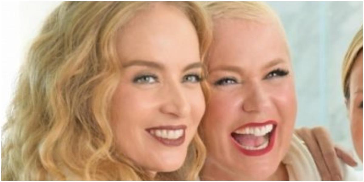 Xuxa e Angélica foram grandes concorrentes no passado - Foto: Reprodução