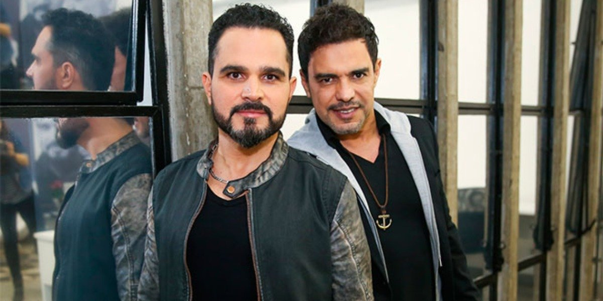 Zezé Di Camargo e Luciano Camargo