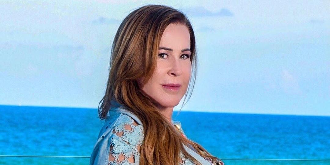 Zilu Godói foi casada com Zezé di Camargo por 32 anos (Foto: reprodução)