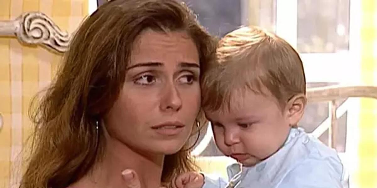 Laços de Família: Capitu e Bruninho (Foto: Reprodução)