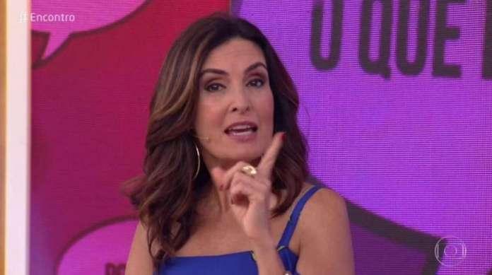 Fátima Bernardes falou de drama que viveu em UTI (Foto: Reprodução)