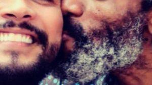 Ato da Globo saiu do armário e assumiu namoro com arquiteto (Foto: Reprodução)