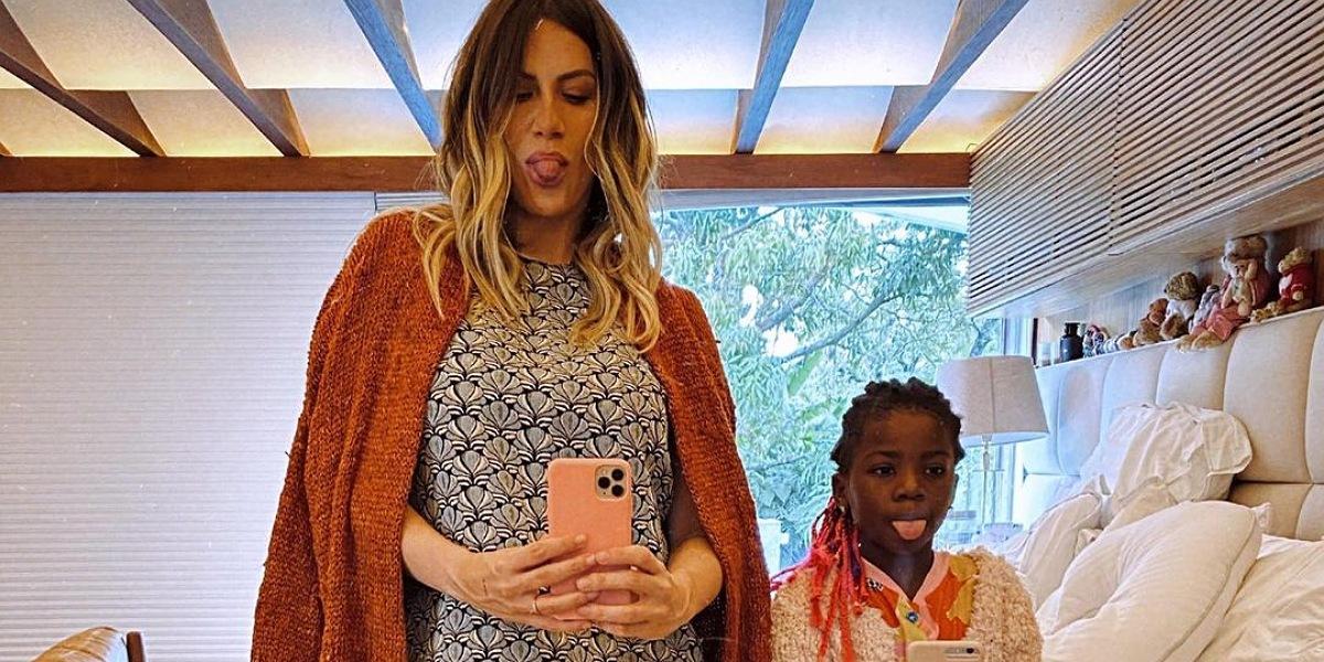 Giovanna Ewbank revela primeiro ensaio fotográfico da filha Titi (Foto: Reprodução/Instagram)