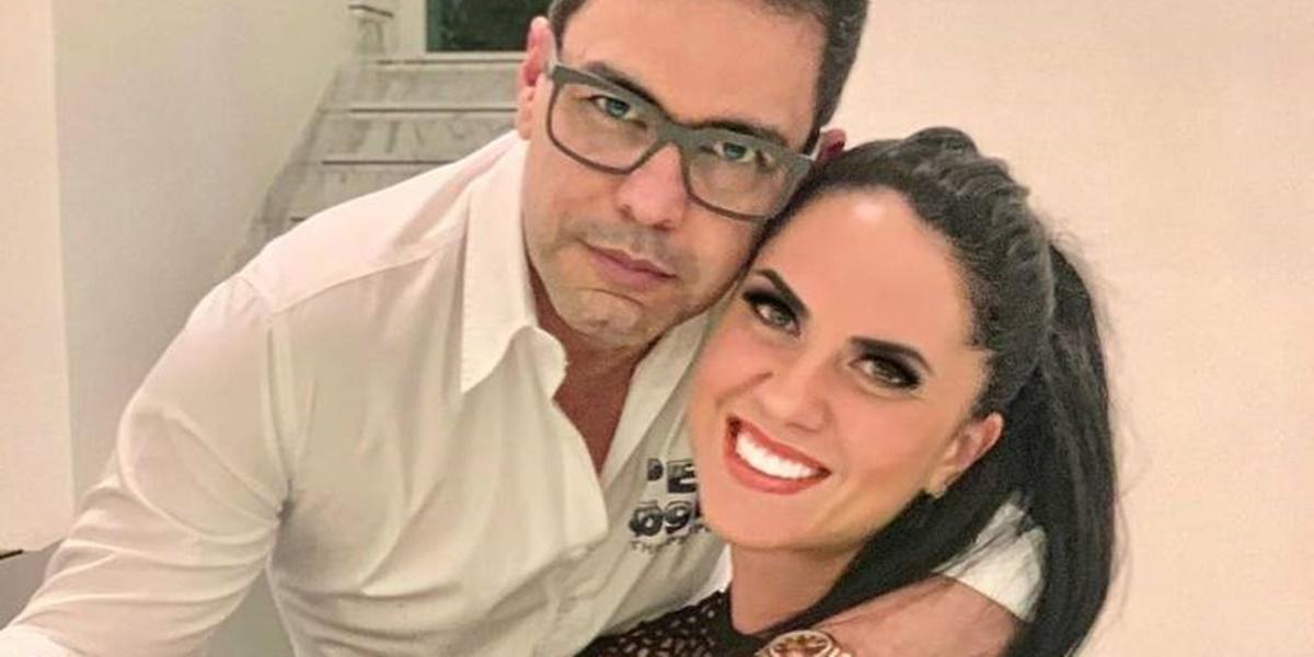Graciele Lacerda, Zezé Di Camargo