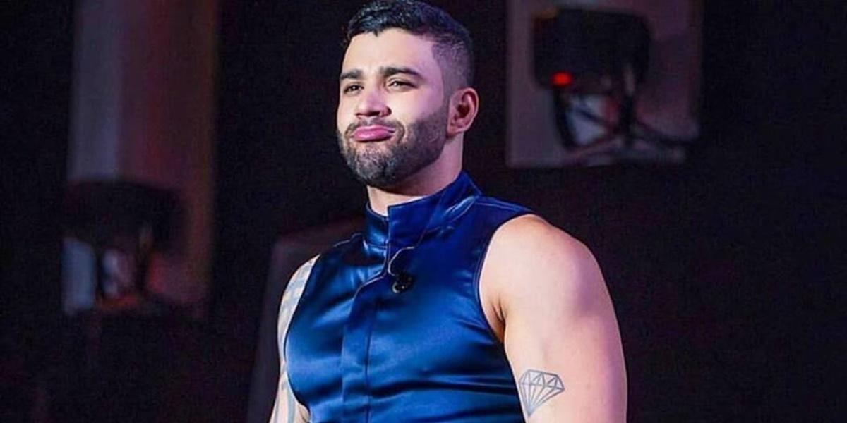Gusttavo Lima é comparado com Drake (Foto: Reprodução)