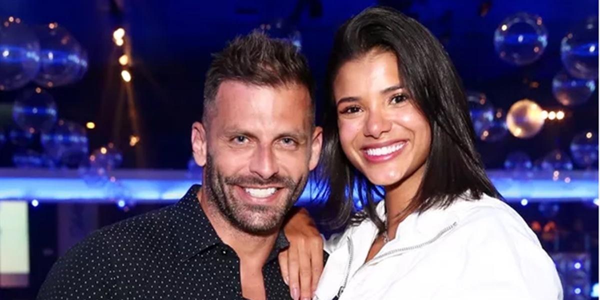 Henri Castelli é ex de Jakelyne Oliveira (Foto: Reprodução)