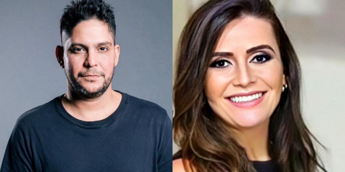Jorge e Rachel estão juntos desde fevereiro e serão pais de menina (Foto: Reprodução/Instagram)
