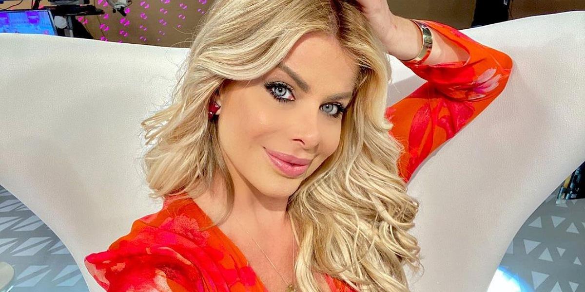 Karina Bacchi sobre carreia após saída da Globo e planos para nova gravidez (Foto: Reprodução/Instagram)