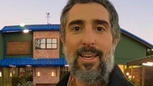 Marcos Mion é o apresentador do reality rural (Foto: Reprodução)