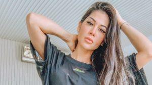 Mayra Cardi publica ensaio sensual e detalhe chama atenção de internautas (Foto: Reprodução/Instagram)
