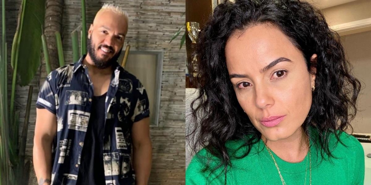 Luciele Di Camargo abre o jogo após prisão da filha do cantor Belo (Foto: Reprodução/Instagram)