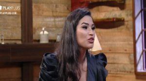 Raissa foi eliminada de A Fazenda 12 e falou sobe caso com namorado de Mirella (Foto: Reprodução)
