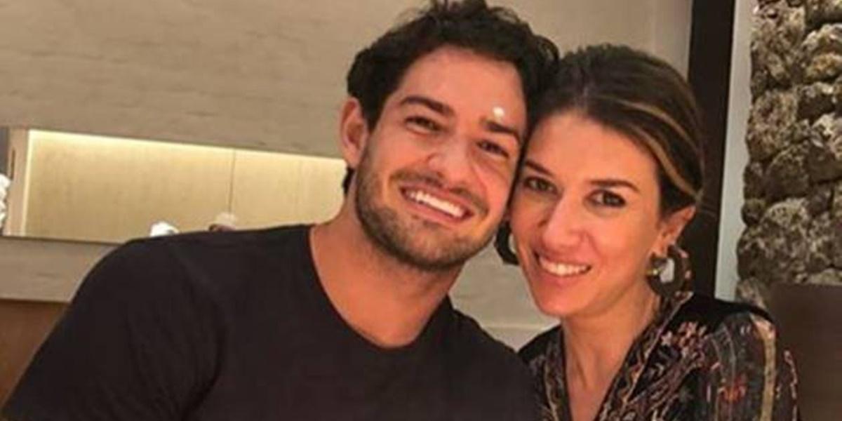 Rebeca Abravanel quer engravidar o quanto antes de Pato (Foto: Reprodução)