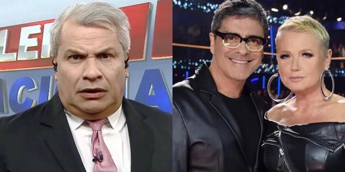 Sikêra Jr, Xuxa, Junno Andrade