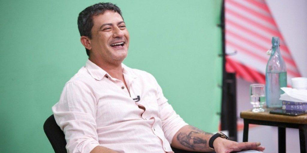 Tom Veiga, o intérprete de Louro José e parceiro de Ana Maria Braga (Foto: Reprodução)