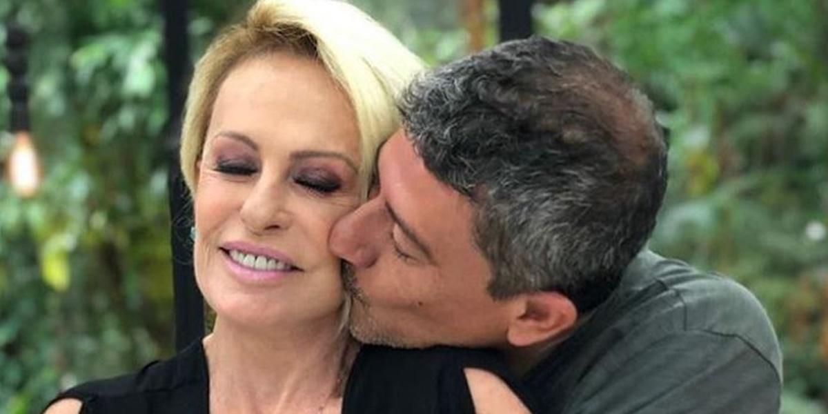 Tom Veiga, Ana Maria Braga