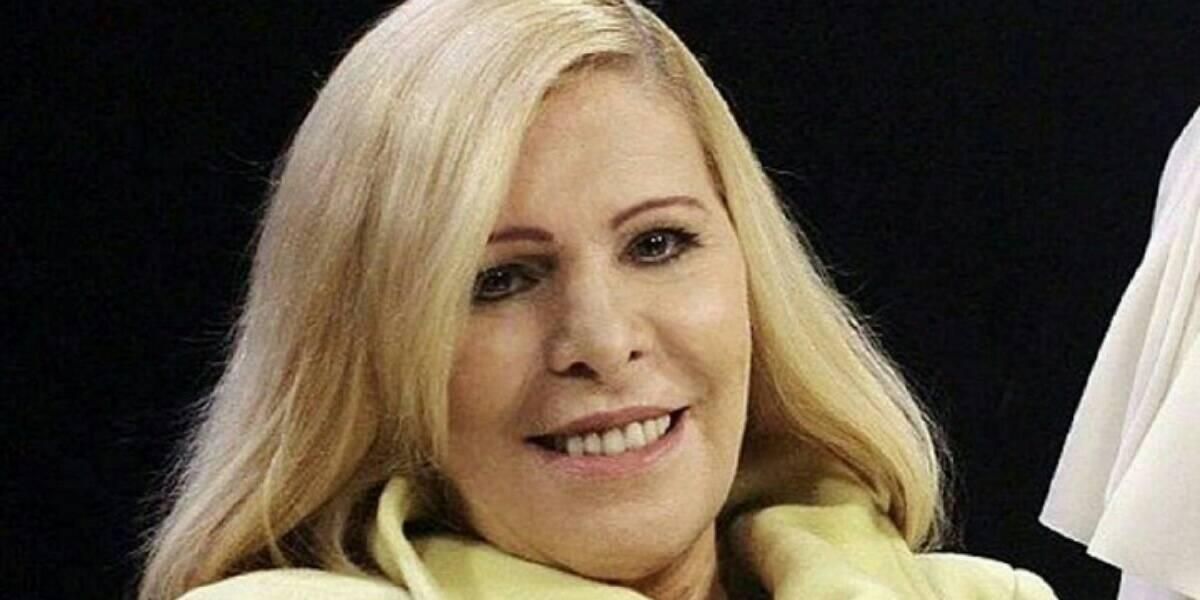 A famosa cantora Vanusa foi encontrada morta em casa de repouso aos 73 anos de idade. (Foto divulgação)
