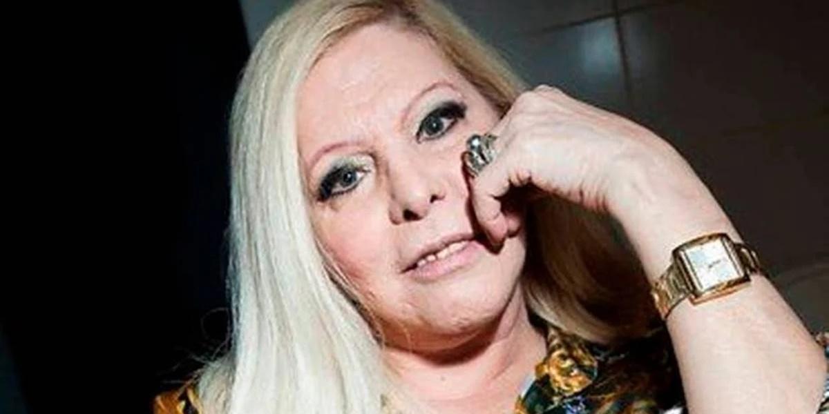 PERDA: Vanusa morreu aos 73 anos de idade (Foto: Reprodução)