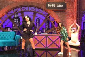 "Gloria Groove se apresenta hoje no programa ""Lady Night""! (Foto: Divulgação)"