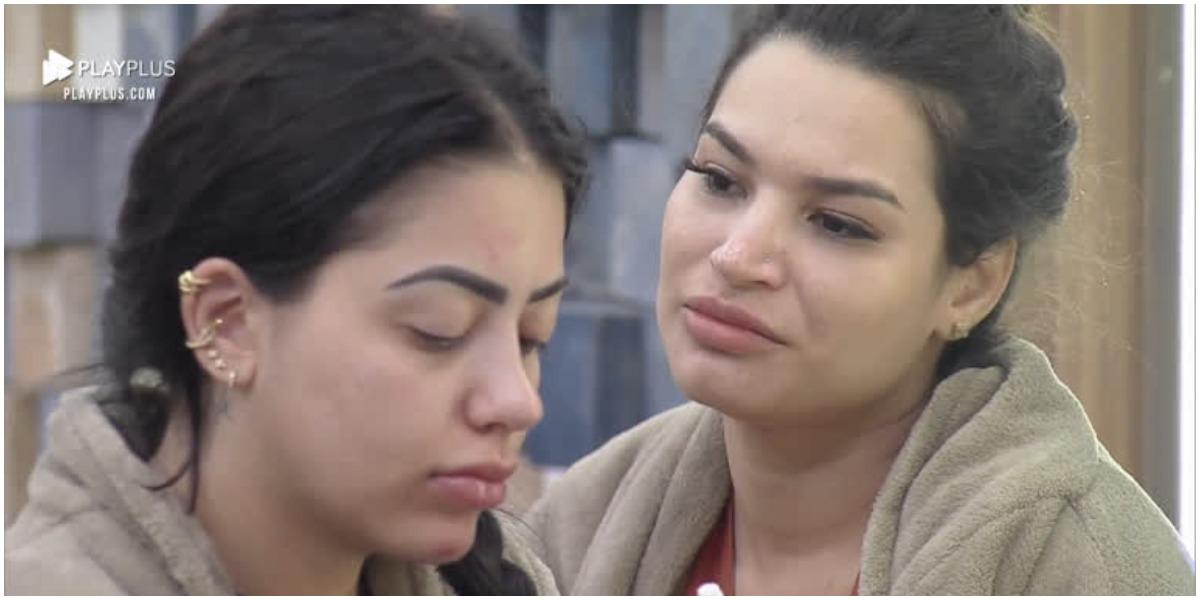 Mirella e Raíssa voltaram a se entender em A Fazenda 12 - Foto: Reprodução