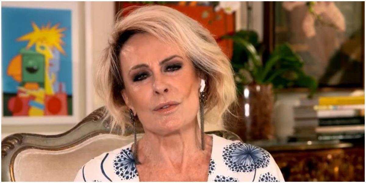 Ana Maria Braga desabafou no Fantástico - Foto: Reprodução