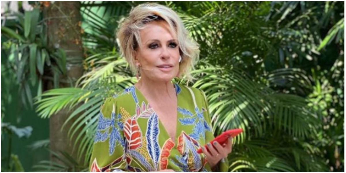 """Ana Maria Braga teve péssima audiência com o """"Mais Você"""" (Foto: Reprodução/TV Globo)"""