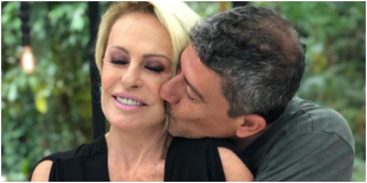 Ana Maria Braga se pronunciou e lamentou a morte de Tom Veiga, intérprete do Louro José (Foto: Reprodução/ Instagram)