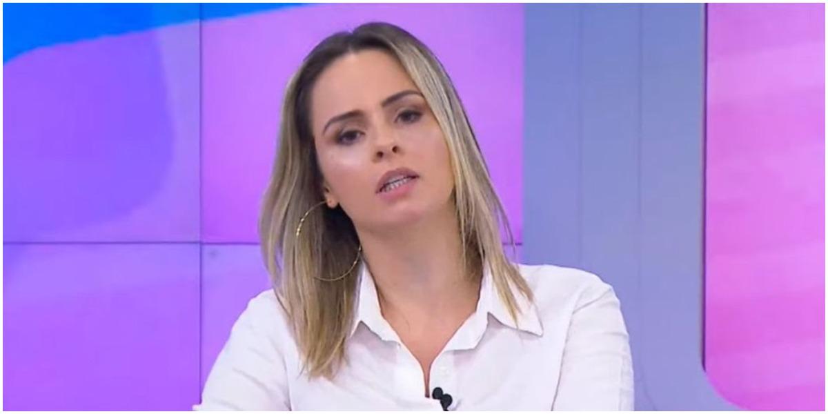 Ana Paula Renault no Fofocalizando - Foto: Reprodução