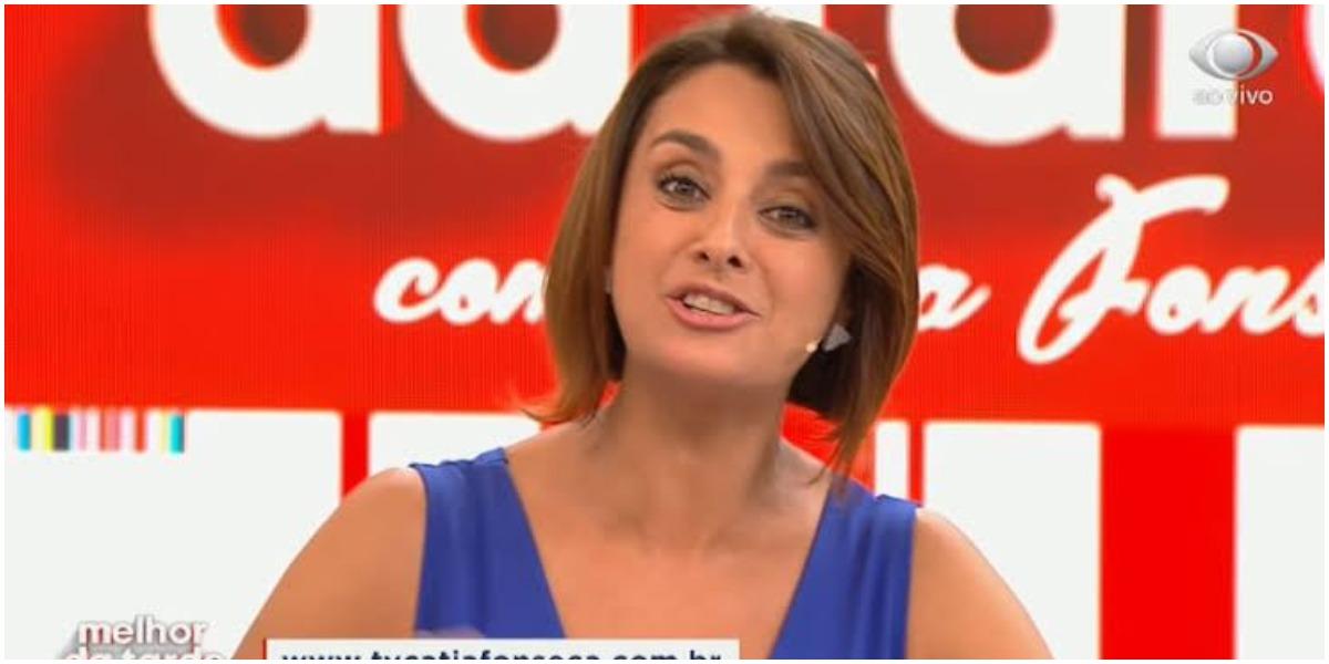 Audiência de Catia Fonseca e Sonia Abrão foi grande - Foto: Reprodução