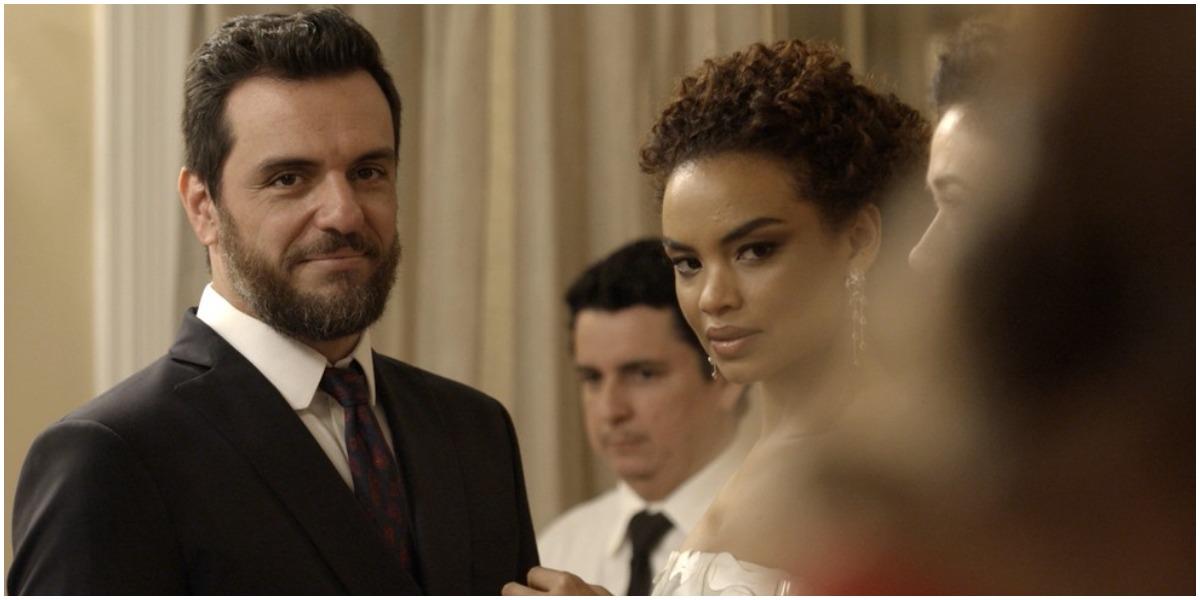 Caio em cena da novela A Força do Querer - Foto: Reprodução
