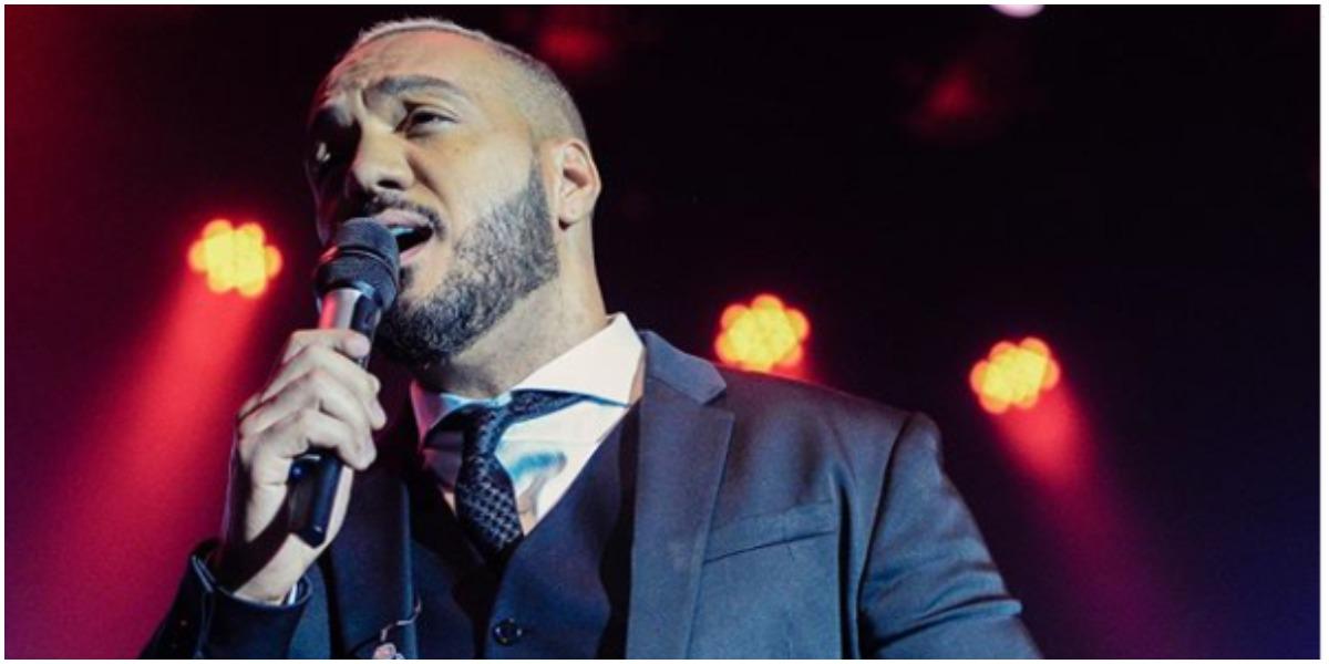 O cantor Belo se pronunciou após sua filha ter sido presa (Foto: Reprodução)