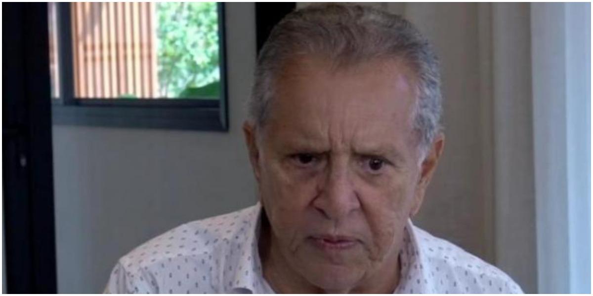 Carlos Alberto de Nóbrega enfrentou suspeita de câncer e contou tudo em entrevista (Foto: Reprodução)